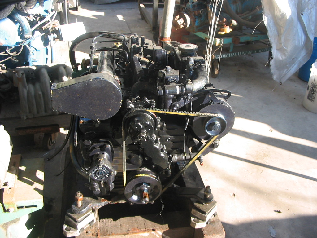 Rebuilt marine diesel engines for sale autos post for Diesel marine motors for sale